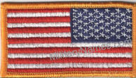 AMERICAN REVERSE FULL COLOR FLAG